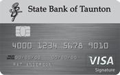 VISA Bonus Rewards Card