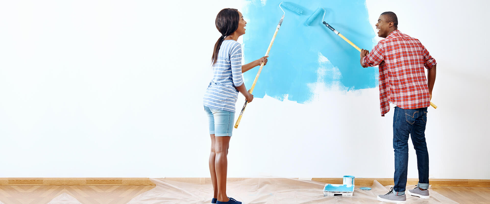Painting is Hard by Mortgages Shouldn't Be